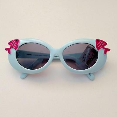 New Gymboree Girls Floral Reef Tropical Fish Dot Sunglasses Accessory
