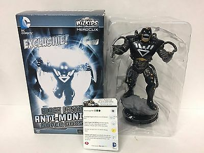 DC HeroClix Anti-Monitor Black Lantern D-G001 Convention Exclusive Figure w Card