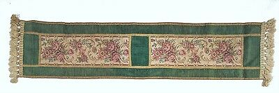 Velvet Table Runner  - Antique / Vintage