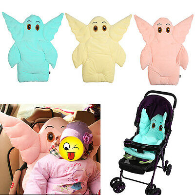 Baby Car Seat Cushion Pram Head Body Support Pad Kids Chair Protection Seat HL