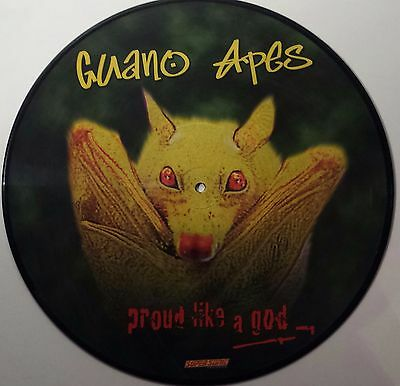 GUANO APES - Proud like a God - Vinyl - Picturedisk - Ltd. Edition - 1998 - rare