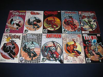 Amazing Spider-Man 300 Cover Swipe Lot Spider Gwen Silk Deadpool Venom Phantom