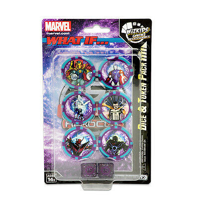Marvel HeroClix: 15th Anniversary Dice & Token Pack WZK 72875