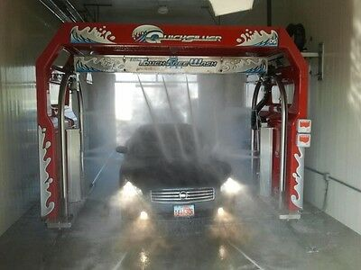 Automatic Touchless Car Wash D&S Quicksilver 2007 Great Condition Well Kept