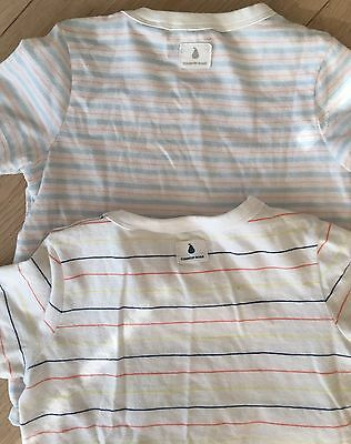 As NEW Baby Toddler Stripe COUNTRY ROAD Boys Tshirt x2 Top 18-24M $34.95 EACH