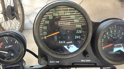 Kawasaki GPZ1100A1 Set of Instrument Guages Cluster Speedo Taco