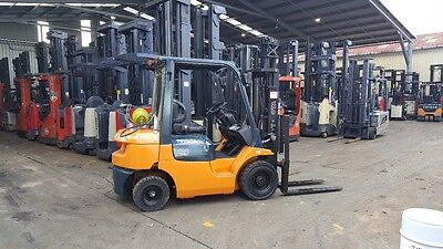 Toyota 7Fg20 4.3M Lift Container Mast $7,999+Gst Negotiable Sydney Stock