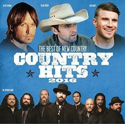 Various Artists - Country Hits 2016 - Cd - New