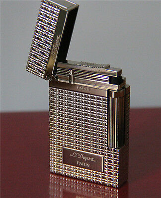 New Dupont lighter Bright Sound S.T Memorial in box