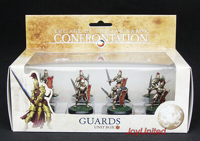 RACKHAM CONFRONTATION Guards of Alahan Unit Box Miniature Game Figure LIRE01