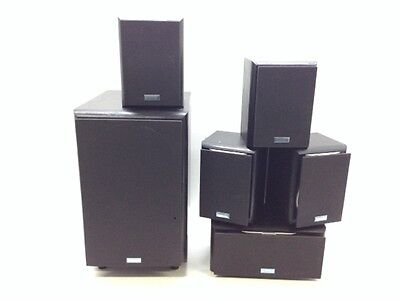 Altavoces Home Cinema Vieta Scene Sub 1697952