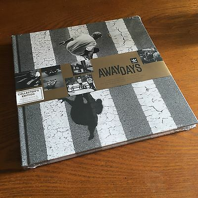 Adidas Skateboarding Awaydays Collectors Edition Photo Book & Film Download