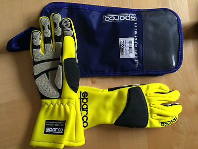 Sparco Mx Fluo H-9 --- Size 12 ---- new unused neu