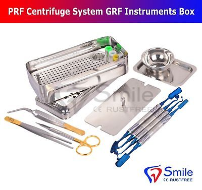 Dental PRF Centrifuge System GRF Instruments Box Set - Dental Implants