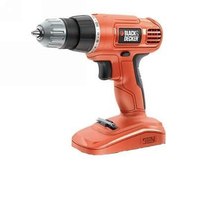 Black & Decker 18V Cordless Drill Body Only EPC18 Spare Parts Bare Unit