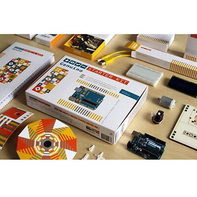 Genuino Starter Kit - GKX00007 Arduino STEM projects UNO electronic components
