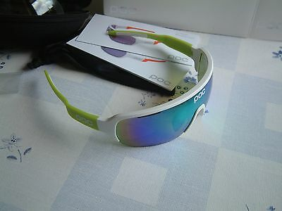 🕶 Brille POC Sonnenbrille Modell DO Half Blade Cannondale Edition SUNGLASSES 🕶