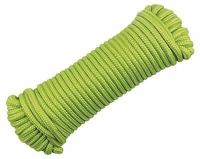 Yellowstone Glow In The Dark Diamond Braid Camping Guy Guide Rope 50Ft / 15M