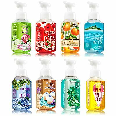 Bath & Body Works Gentle Foaming Hand Soaps