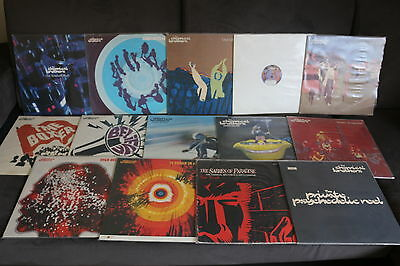 The Chemical Brothers 14 vinyl records collection LP