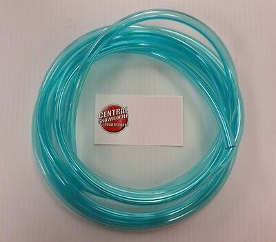 5/16-In ID Blue Fuel Line (10 Feet) -  ATV Watercraft Motorcycle Snowmobile Bike