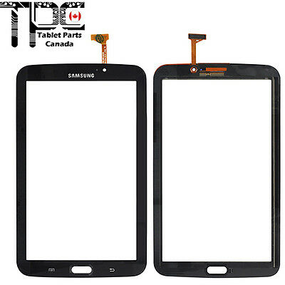 "Samsung Galaxy Tab 3 7.0"" SM-T210 Touch Screen Digitizer Glass Panel Black"
