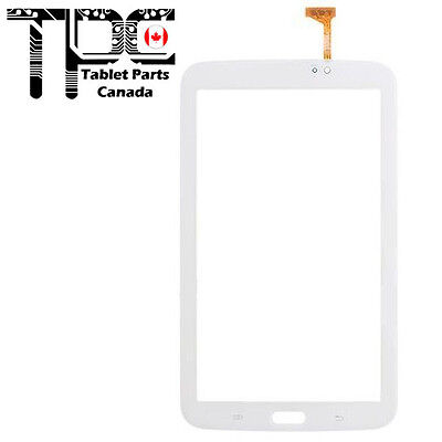"Samsung Galaxy Tab 3 7.0"" SM-T210 Touch Screen Digitizer Glass Panel White"