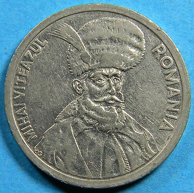 Romainia 1994 100 lei  (Coin Lot B-0385)