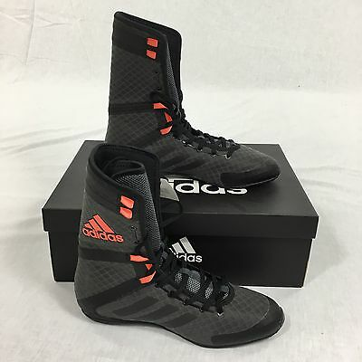 Speedex 16.1 HC Adidas Boxing Shoes Boots Boxing Size 8 New