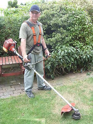 Full brushcutter strimmer harness quick release Universal professional