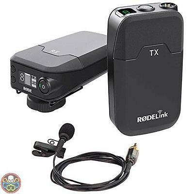 Rode Microphones Rode Rodelink Filmmaker Kit Con Ricevitore Rx-Cam Nuovo