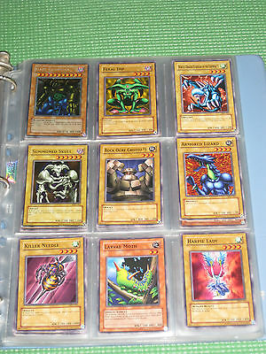 YuGiOh Complete Set - Metal Raiders (MRD) Full 144 Cards Set - All Near Mint