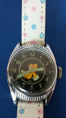 Three Rare 1948 Ingersoll/us Time Disney Birthday Series Character Watches Lot