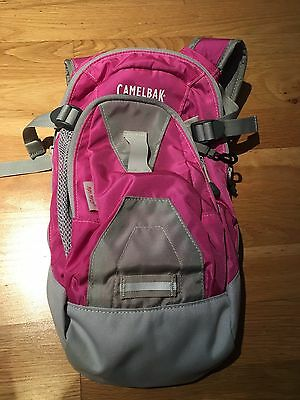 Used Twice Camelbak Mini Mule Hydration Back Pack With Bladder