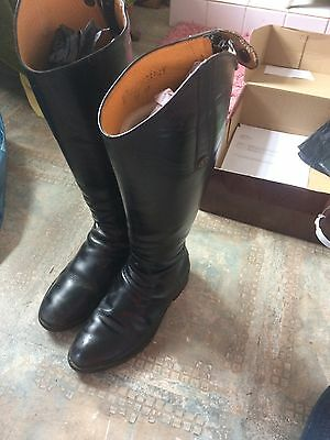 Brogini Riding Boots Black 7/40