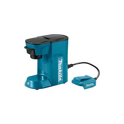 NEW BOXED Makita DCM500Z 1 Cups Coffee Maker - Blue
