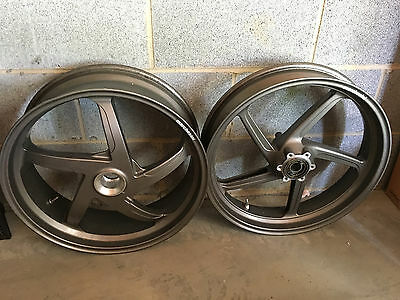 Ducati Marchesini Wheels Front and Rear 996 748 916 998 Rims