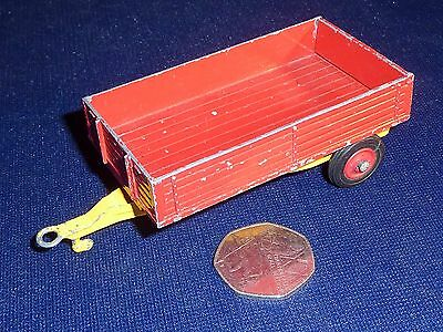 Corgi Toys 62 FARM TIPPING TRAILER vintage diecast collectable detailed 60s old
