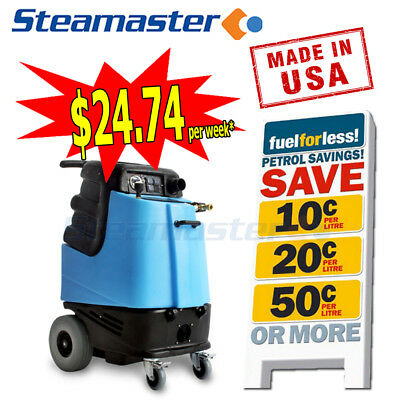 Carpet Steam Cleaner Extraction Cleaning Equipment Machine Only Mytee1005DX wand