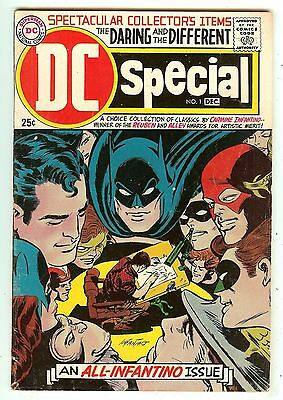 DC Special 1   All Infantino Issue   68 Pages