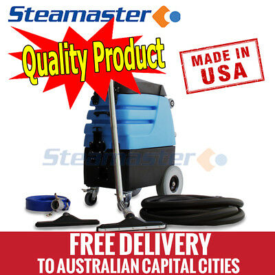 Carpet Steam Extraction Cleaning Machine Mytee 7000SX Flood Hog Lite Heated wand