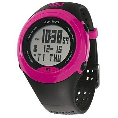 Soleus GPS Sole Watch with Heart Rate Monitor