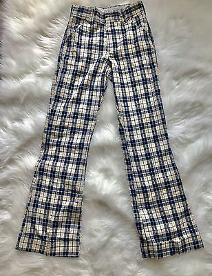 Vintage Student Levi's Plaid Pants