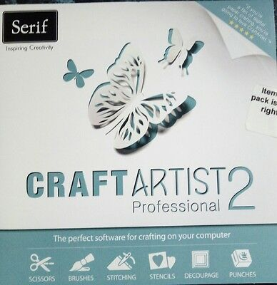 Serif Craft Artist Professional 2 delivery fast and free