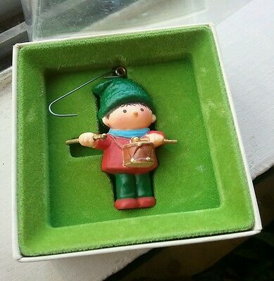 1978 ? Hallmark Tree Trimmer Collection  christmas Ornament little Drummer Boy