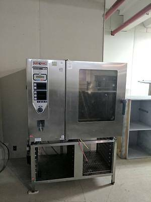 Rational Commercial Gas Combination Professional Convection Oven!