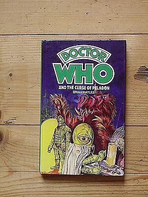 Doctor Who and the Curse of Peladon *1980 W H ALLEN HARDBACK, NOT EX-LIBRARY*
