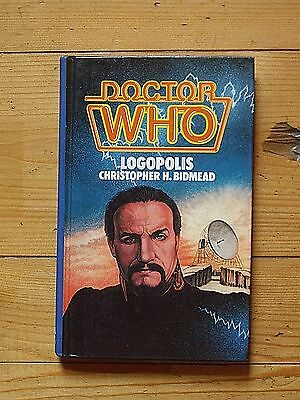 Doctor Who Logopolis *1982 W H ALLEN HARDBACK, NOT EX-LIBRARY*