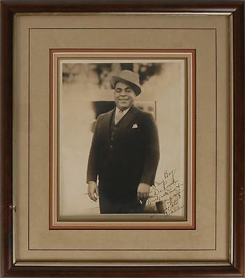 Fats WALLER (Jazz Pianist): Signed Photograph