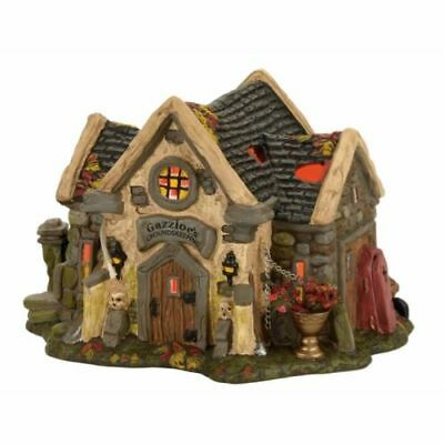 New Department 56 - The Haunted Cemetery Shed